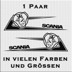Zacken für Fahrerhaus mit Scania Vabis.Jetzt bestellen!✅
