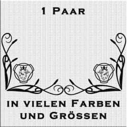 Fensterdekor Vabis Greif Aufkleber Paar.Jetzt bestellen!✅