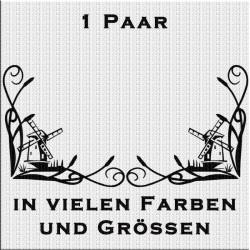 Fensterdekor Windmühle Aufkleber Paar.Jetzt bestellen!✅