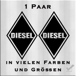Raute Aufkleber Diesel Variante 1.Jetzt bestellen!✅
