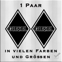 Raute Aufkleber Diesel Variante 2.Jetzt bestellen!✅