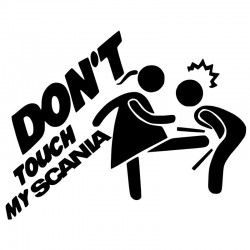 Don´t touch my Truck ... - Paar