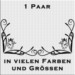 Fensterdekor Greif Aufkleber Paar.Jetzt bestellen!✅