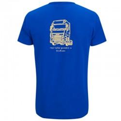 T-Shirt bedruckt mit DAF und Spruch in der Farbe nach Wahl