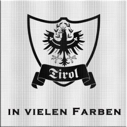 Tirol Adler mit Tirol Schriftzug in der Banderole. Bestelle jetzt einfach und bequem mit Bestpreisgarantie bei meinsticker.com