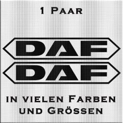 DAF Emblem Aufkleber. Jetzt bestellen ✅