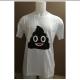 Shirt mit grinsendem Haufen. Jetzt bestellen!✅