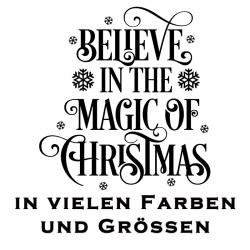 Weihnachten Aufkleber Spruch Variante 1. Jetzt bestellen!✅