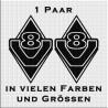 Raute V8 Paar Variante 3. Jetzt bestellen!✅