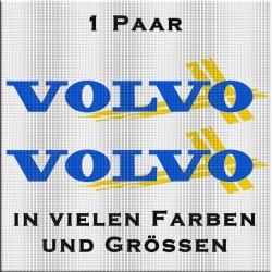 Volvo Edition Aufkleber 2 Stück. Jetzt bestellen! ✅
