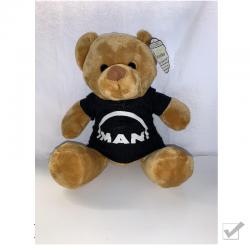 Teddybär mit Shirt bedruckt MAN. Jetzt bestellen! ✅