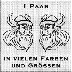 Wikinger Aufkleber Paar Variante 4.Jetzt bestellen! ✅